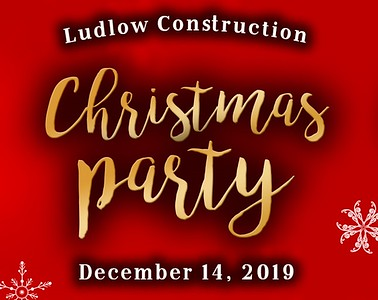 Ludlow Construction Xmas Party!