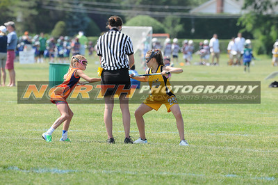 (Fifth Grade Girls) Manhasset Orange vs. Northshore  TP