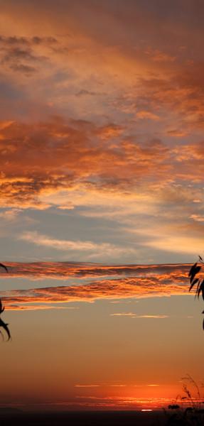 Sunset from Taipan