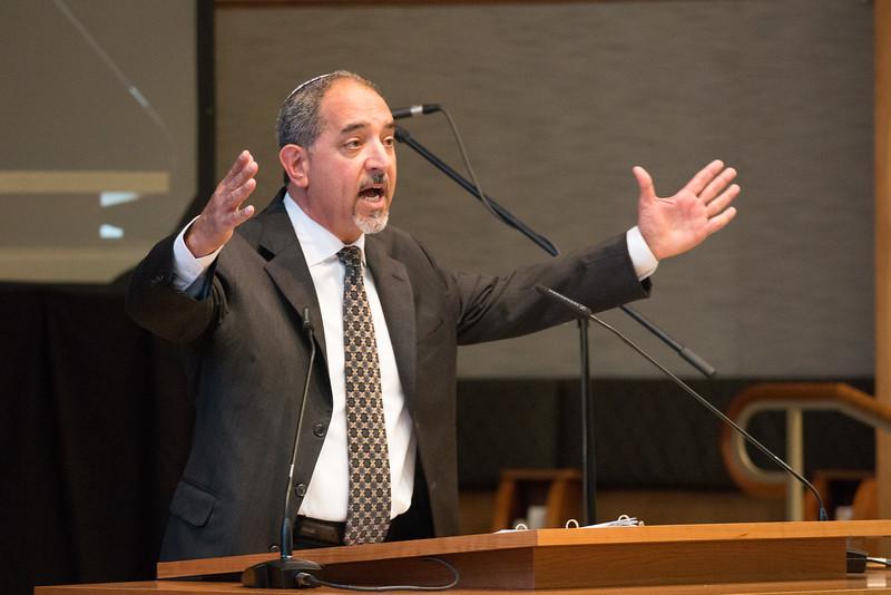 David Mills, Immediate Past President -- Tour de Rudolph -- Retirement tribute for Rabbi Bill Rudolph, Congregation Beth El, Bethesda, MD, May 17, 2015