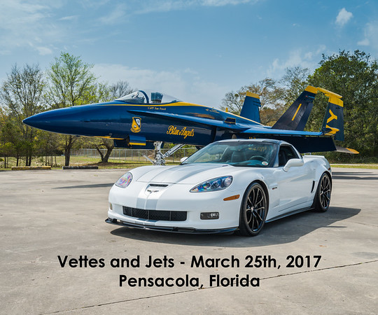 Vettes and Jets 03/25/2017