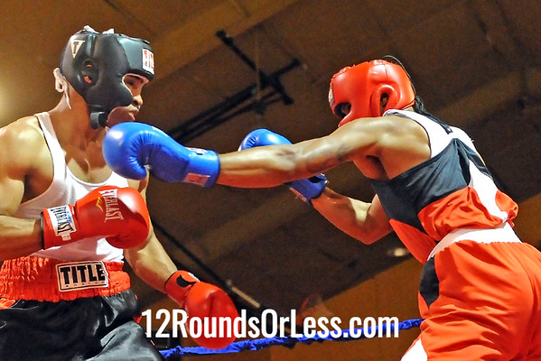 Bout 11 Chandler Clements, United BC -vs- Brian McElrath Jr., Rock Hard Cash BC, 141 lbs, Open