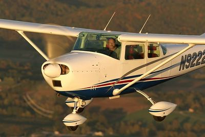 Cessna 182 N9222