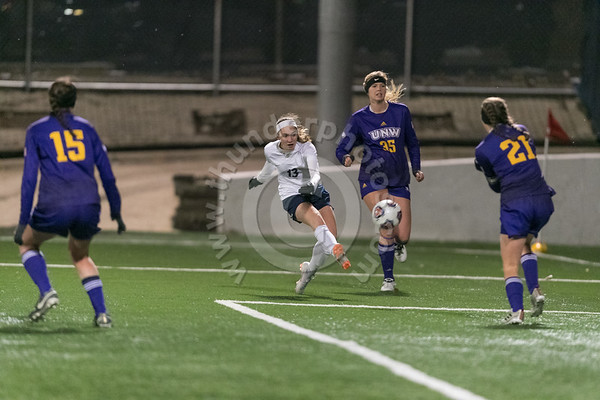 Wheaton College Women's Soccer vs University of Northwestern (MN), November 9, 2018