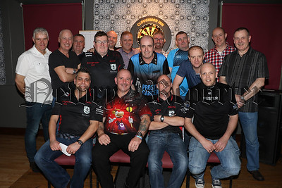 DARTS EXHIBITION BY PROFESSIONAL DARTS PLAYER RAY CAMPBELL