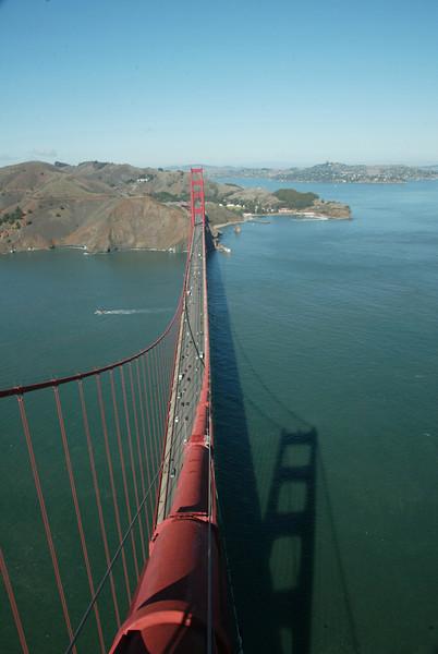 Golden Gate Bridge -3