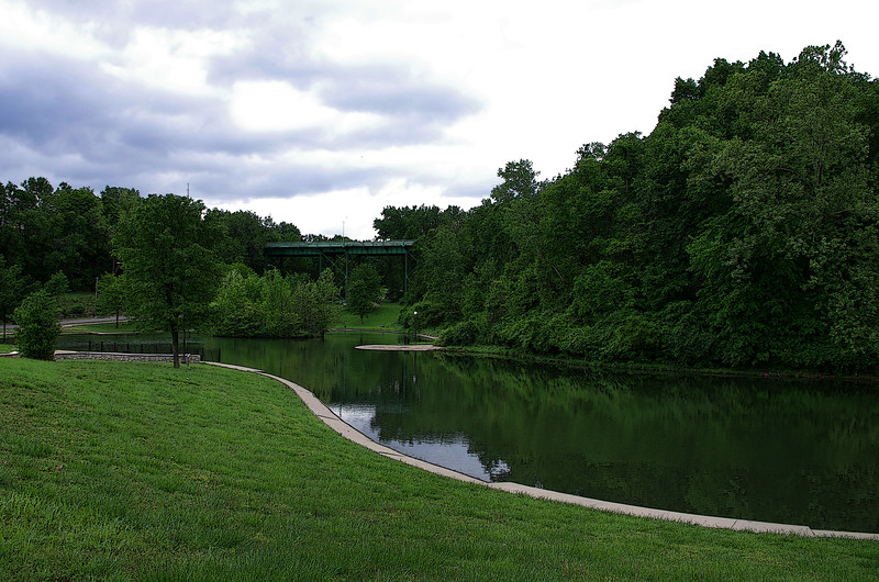 North Terrace Lake