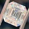 3.10ct Vintage Emerald Cut Diamond, GIA H VS1 17