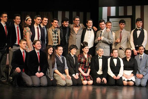 Drama Guild's Fall Play