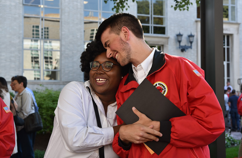 2016 City Year Boston Graduation