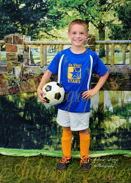 KB da Vinci Stars  Blue - TNYMCA Soccer Spring 2016