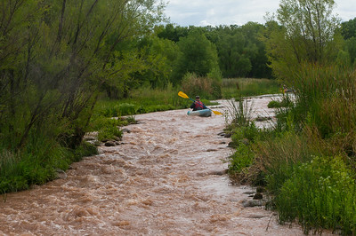 7/12/18 - Verde River Institute Kayaking on the Verde River