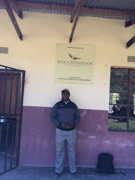 Community visit with Africa Foundation & Good Work Foundation in Mpumalanga