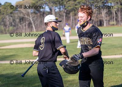 Nauset Varsity Baseball v SJP 5_17_21