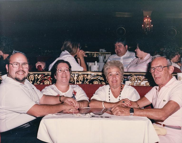 Lou & Ruth 40th - Las Vegas