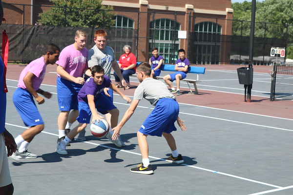 Summer School Competitive Sports