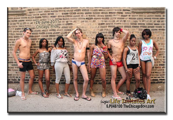 Chicago Pride 2011 Portraits