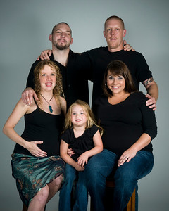 Nolan & Rambo Family Session