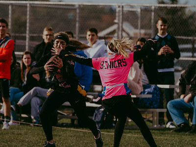 2018 Powderpuff Homecoming Game