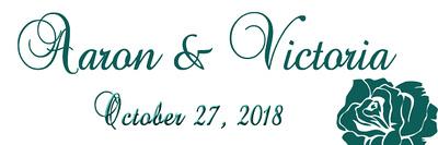 Aaron & Victoria 10.27.18