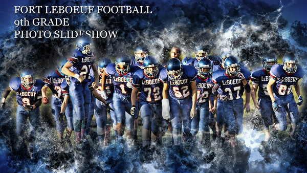 FortLeBoeuf 9th Grade Football Slideshow