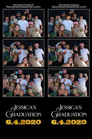 6/13/20 - Jessica's Graduation
