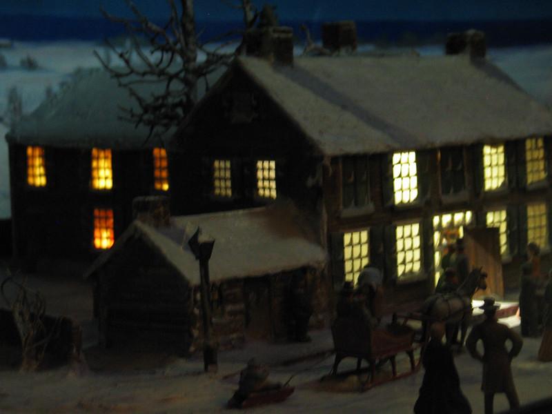 Sauganash Tavern, 1833