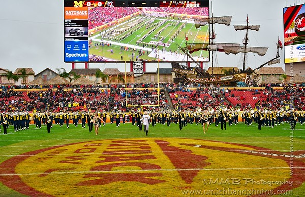 Field Level Photos - Outback Bowl