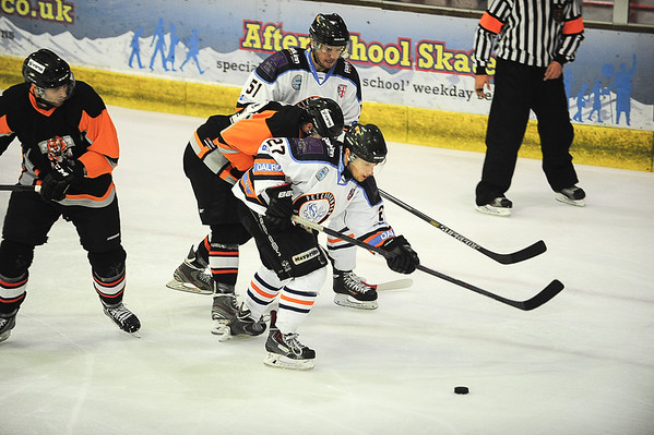 Phantoms v Telford Tigers 18/10/14