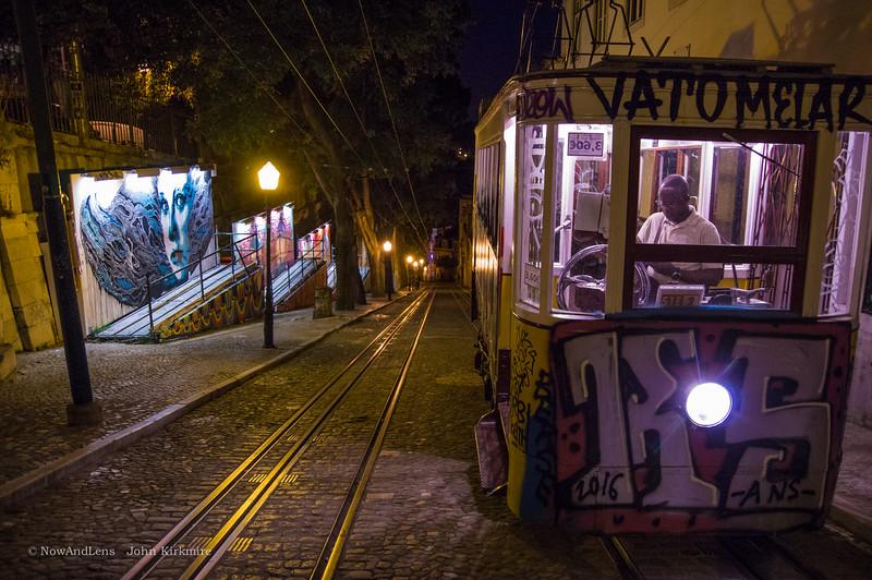 Gloria hill, Lisbon