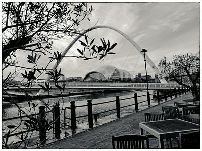 018 - Newcastle Quayside & Ouesburn, Newcastle On Tyne, UK - 2014