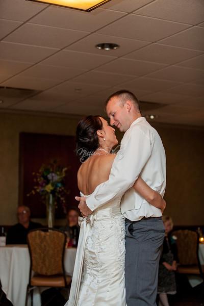 Dances - Melissa and Tony