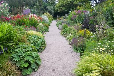 Irland - Mount Usher Gardens