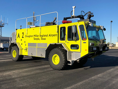 Temple Airport Fire Department