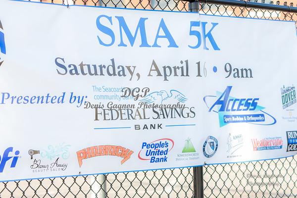 SMA 2016 Run For God 5K Race