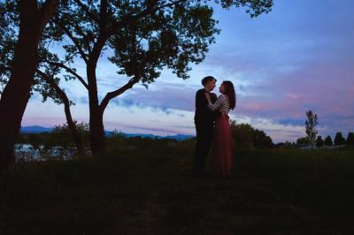Siena & Josh's Engagement Session