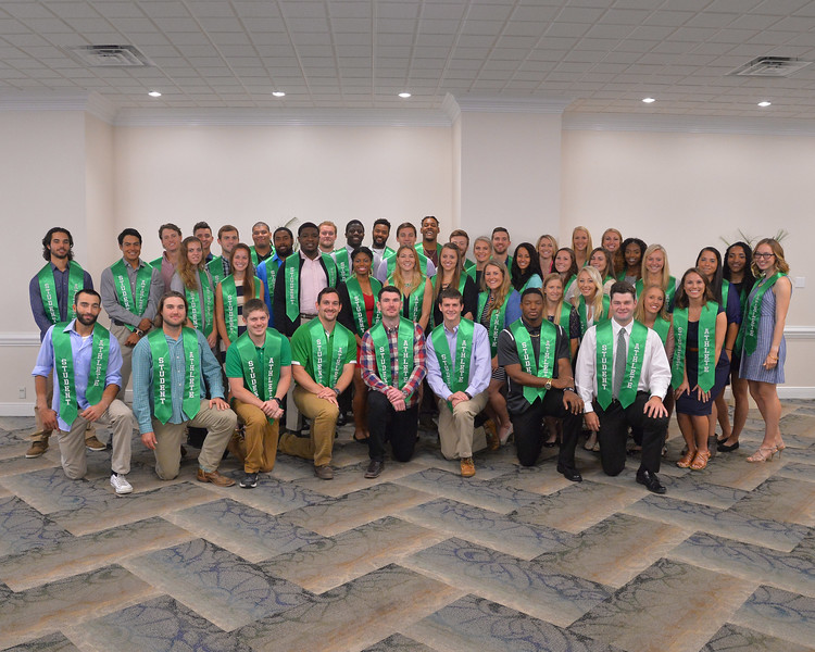 05.04.16 Student-Athlete Graduation Recognition