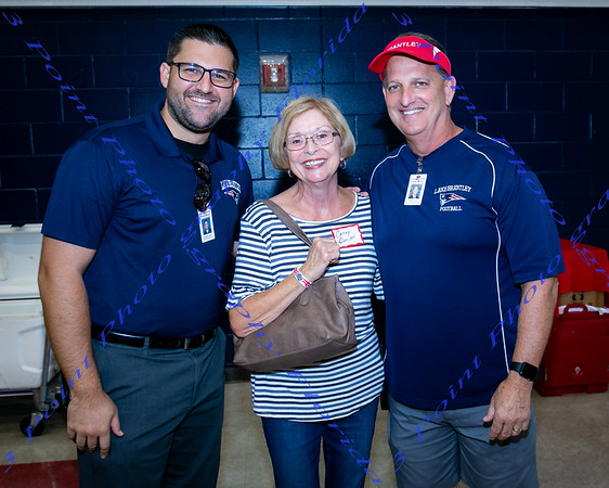 Hall of Fame Pre-Game Reception - Oct 4, 2019