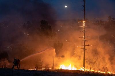 Bradshawe Incident (Monterey Park FD)