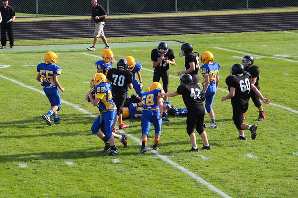 2013 AMS Football vs Prairie Heights