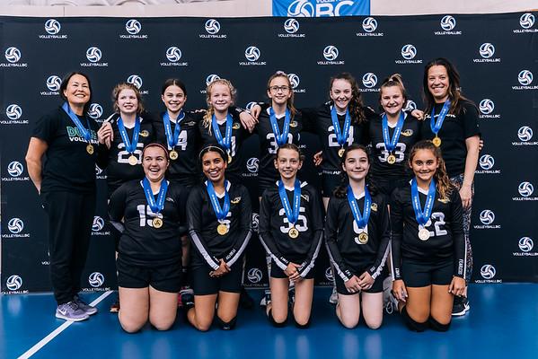 2019 Club Provincial Championships - 12U Girls