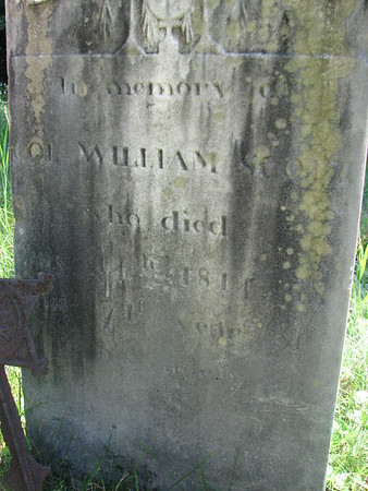 William Scott Grave