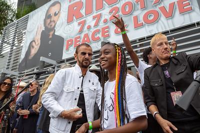 Happy Birthday Ringo / Peace & Love