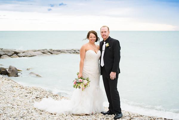 McBride Wedding Portraits