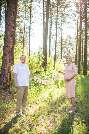 Megan and Steve Maternity Session