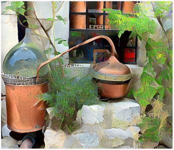 Provence  - Gourdon
