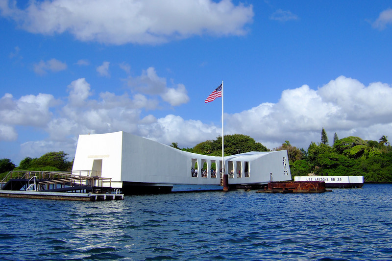 Pearl Harbor-Arizona Memorial