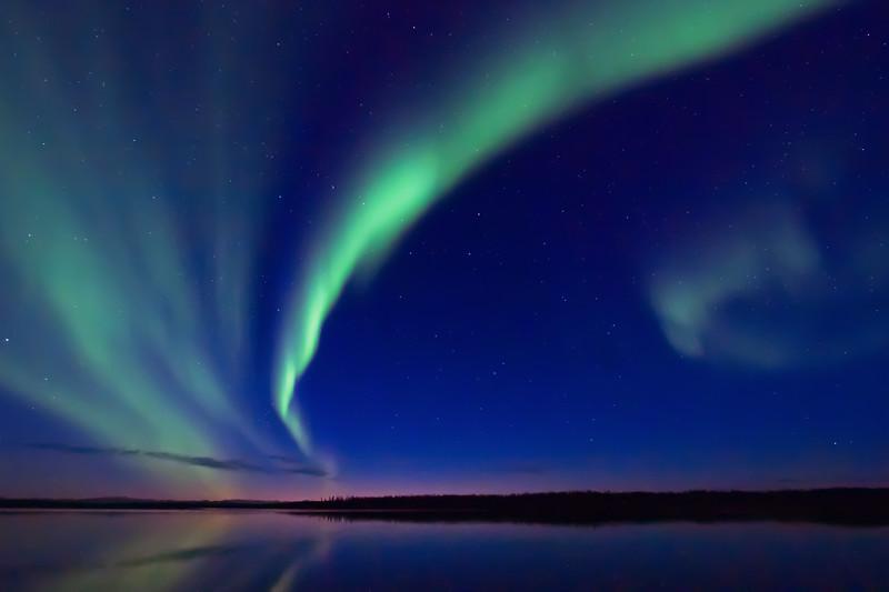 Northern Lights Big Sweep