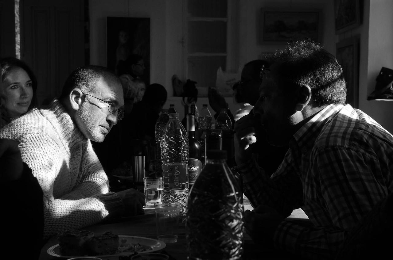 Conversation | Vavla, Cyprus