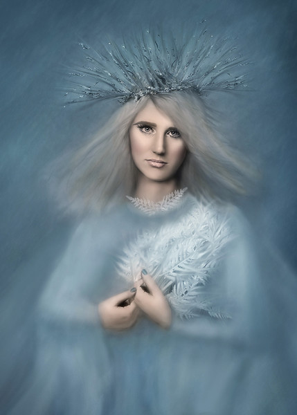 fantasy - photography - ice queen - iowa - 1.jpg